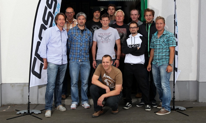 Das alte Team hinter dem CROSS Magazin