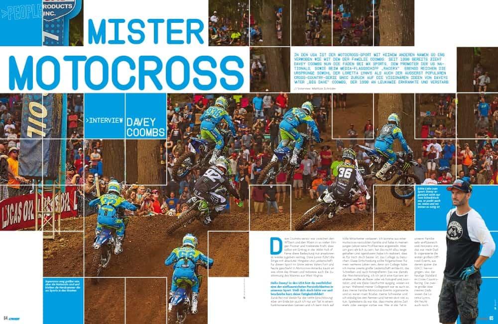 Vorschau Cross Magazin Ausgabe 03/2020 Feature 2