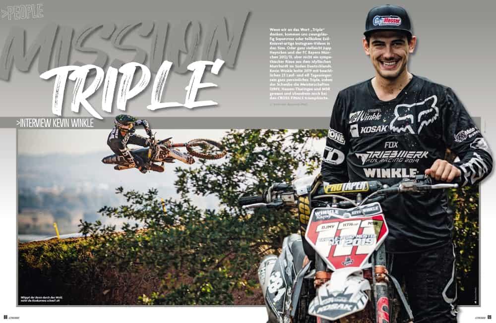 Vorschau Cross Magazin Ausgabe 03/2020 Feature 3