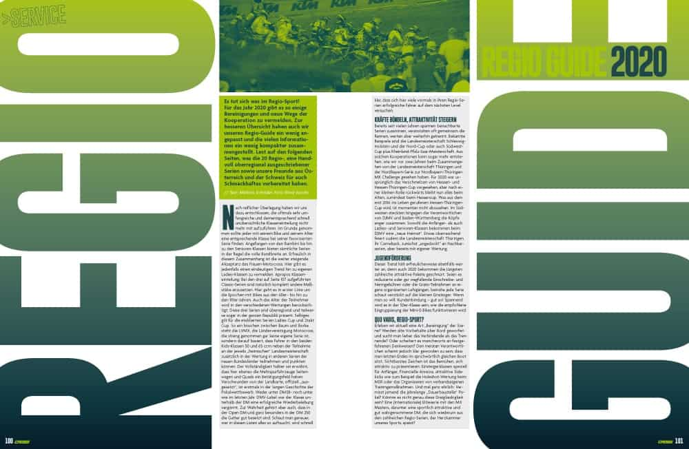 Vorschau Cross Magazin Ausgabe 03/2020 Feature 6