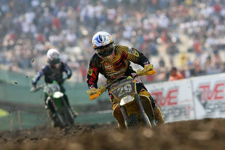 Motocross der Nationen 2009 in Franciacorta - Ken Roczen