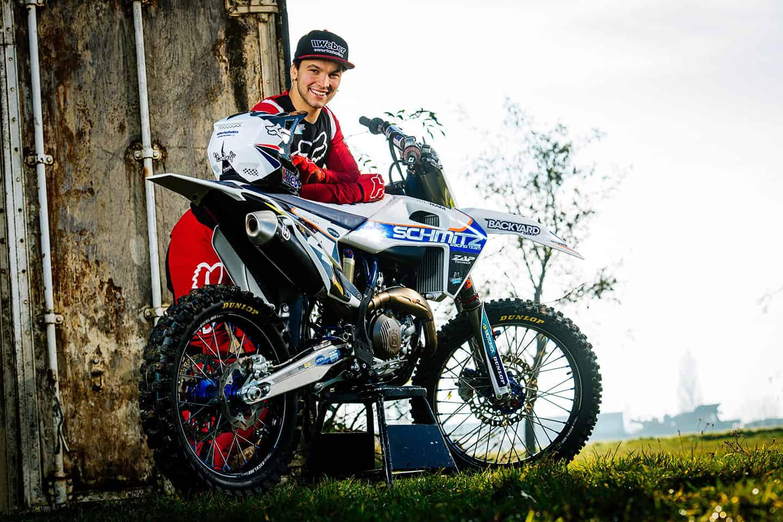 Die Geheimnisse von Niques SX-Bike