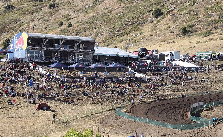 Motocoss of Nations 2010 in Lakewood, Colorado - Rennstrecke