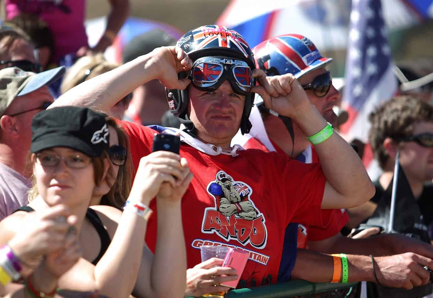 Motocoss of Nations 2010 in Lakewood, Colorado - Fans