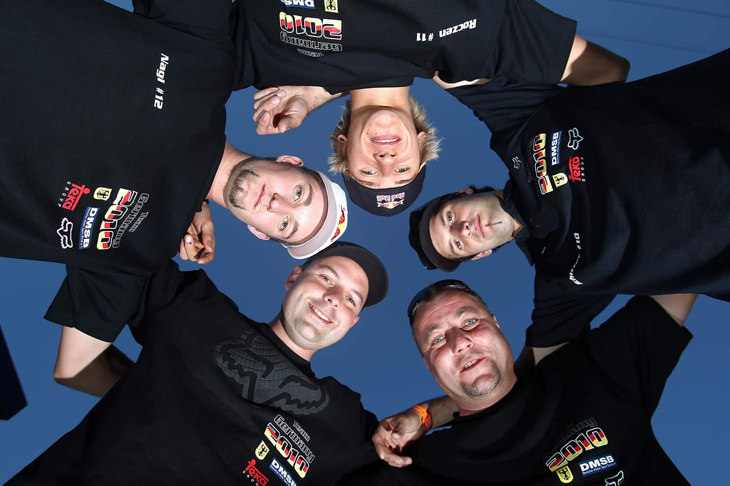 Motocoss of Nations 2010 in Lakewood, Colorado - Team Germany