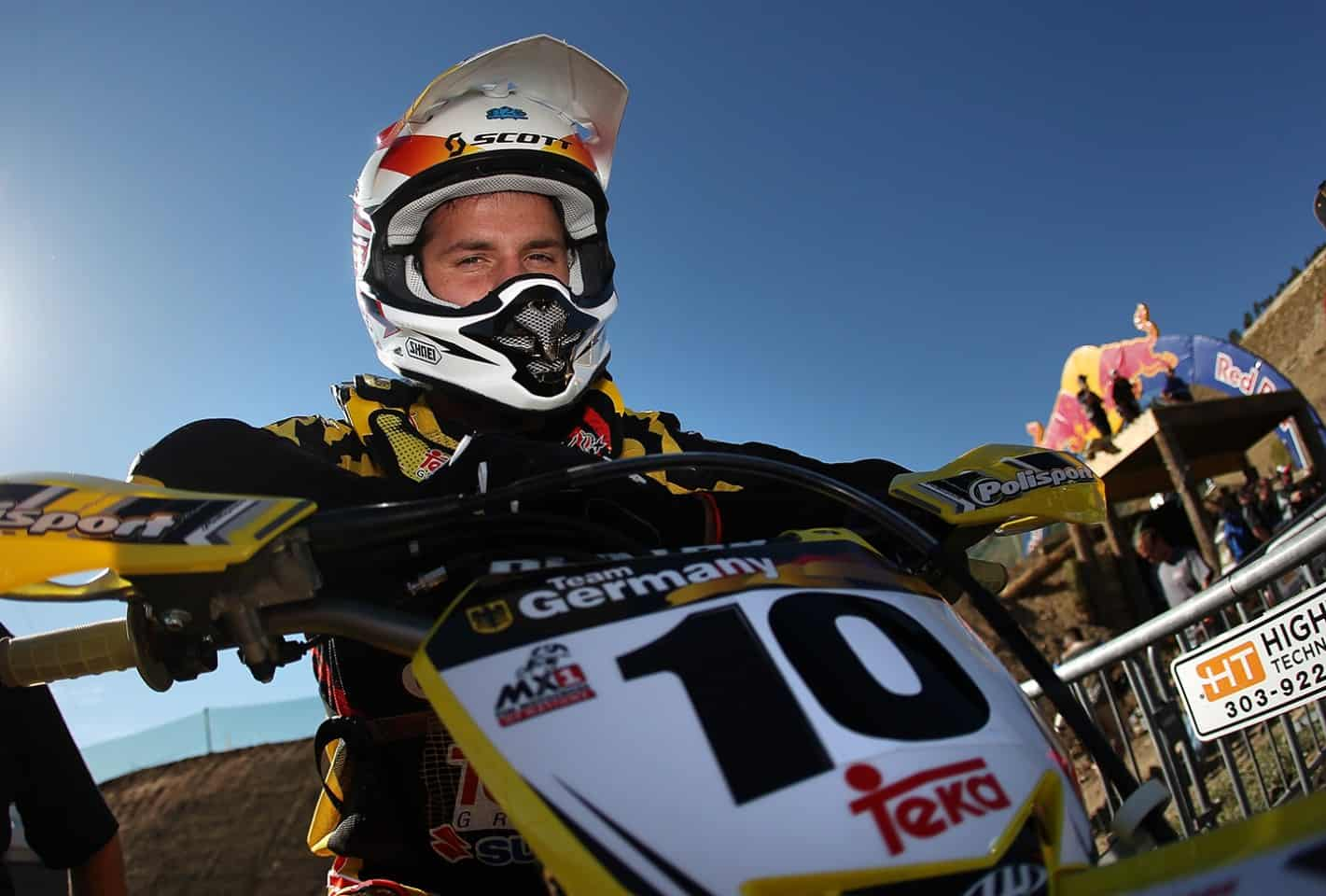 Motocoss of Nations 2010 in Lakewood, Colorado - Marcus Schiffer