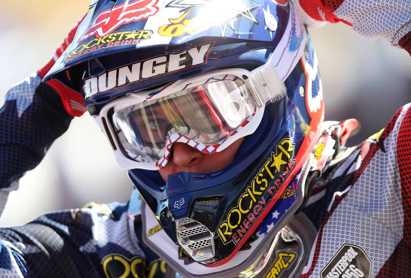 Motocoss of Nations 2010 in Lakewood, Colorado - Ryan Dungey