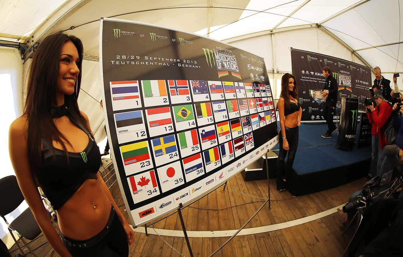 MXoN 2013 in Teutschenthal - Startplatzverlosung Qualifikation