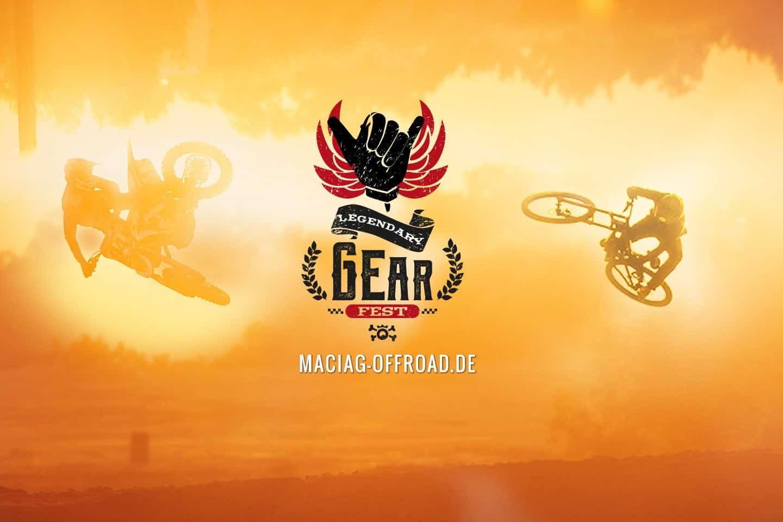 Maciag Offroad presents: The Legendary Gear Fest