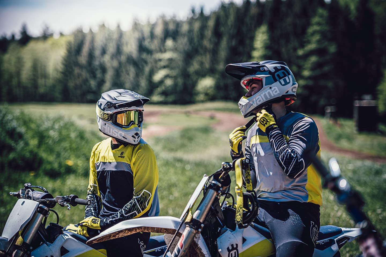 Husqvarna Motorcycles Apparel