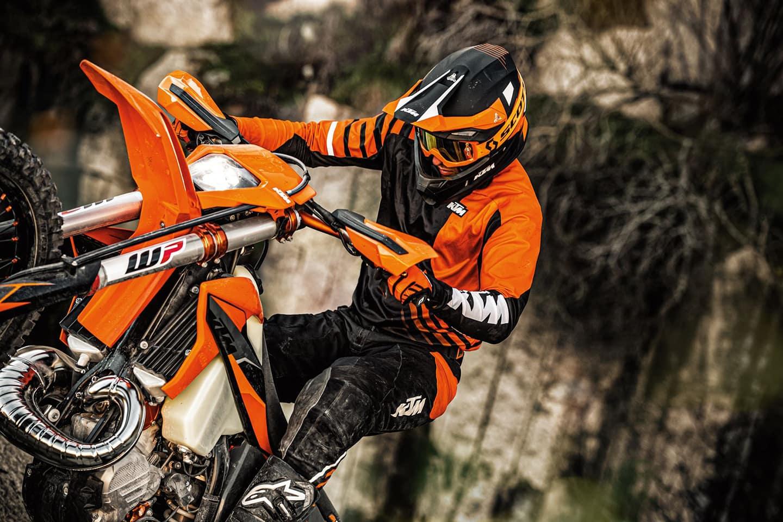 KTM Enduros Modelljahr 2021