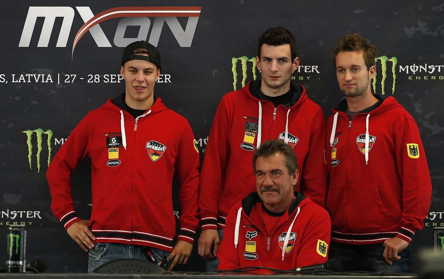 MXoN 2014 Lettland Kegums - Team Germany