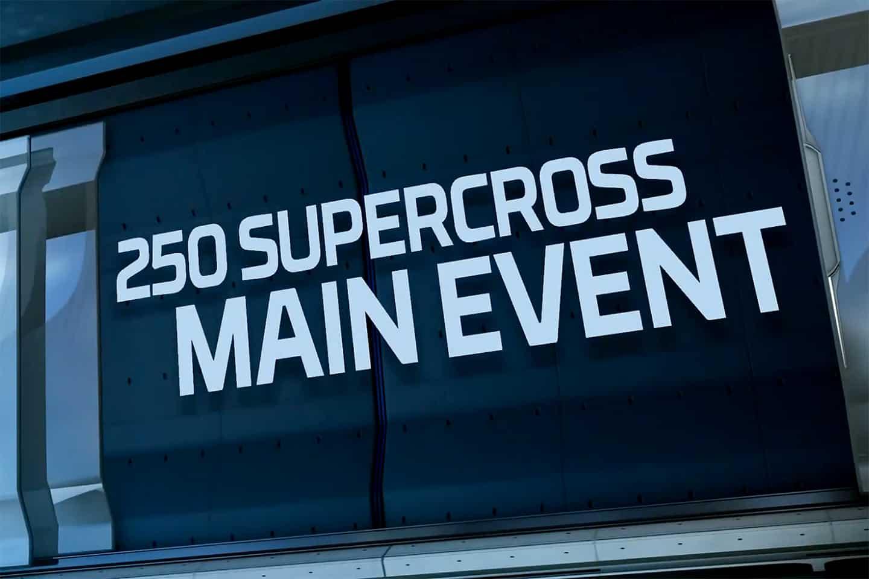 Salt Lake City 1 – Das 250SX-Mainevent kurz & kompakt