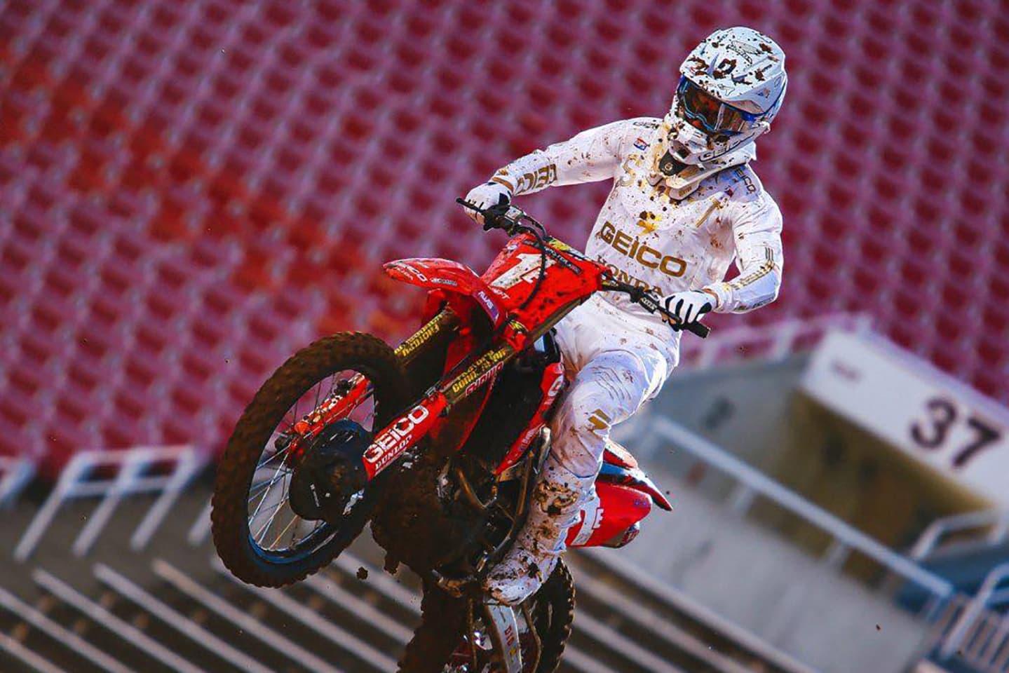 Salt Lake City 7 – Ergebnis 250SX Ost/West-Showdown