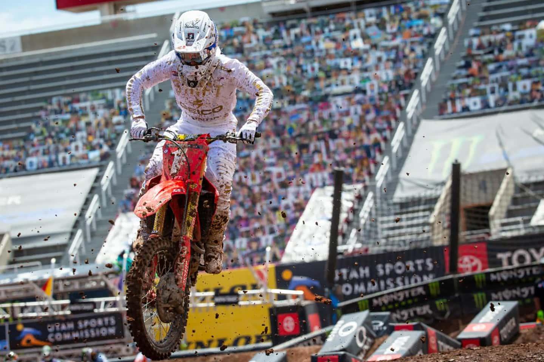 Monster Energy AMA Supercross 2020 Runde 17 in Salt Lake City 7 Chase Sexton
