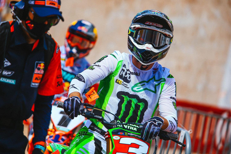 Monster Energy AMA Supercross 2020 Runde 17 in Salt Lake City 7 Eli Tomac