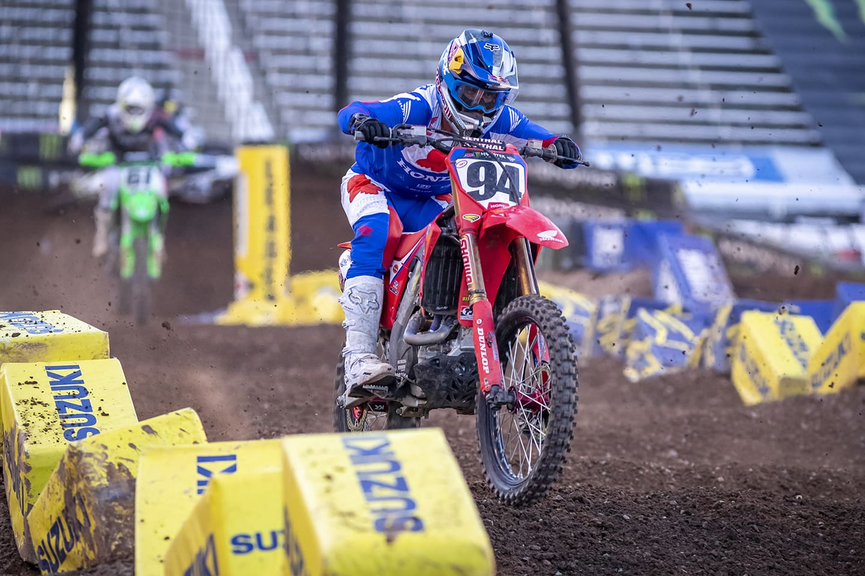 Monster Energy AMA Supercross 2020 Runde 17 in Salt Lake City 7 Ken Roczen