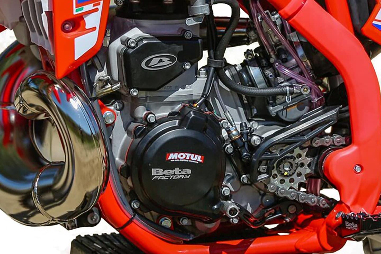 Beta 300 RX Modelljahrgang 2021 Motor