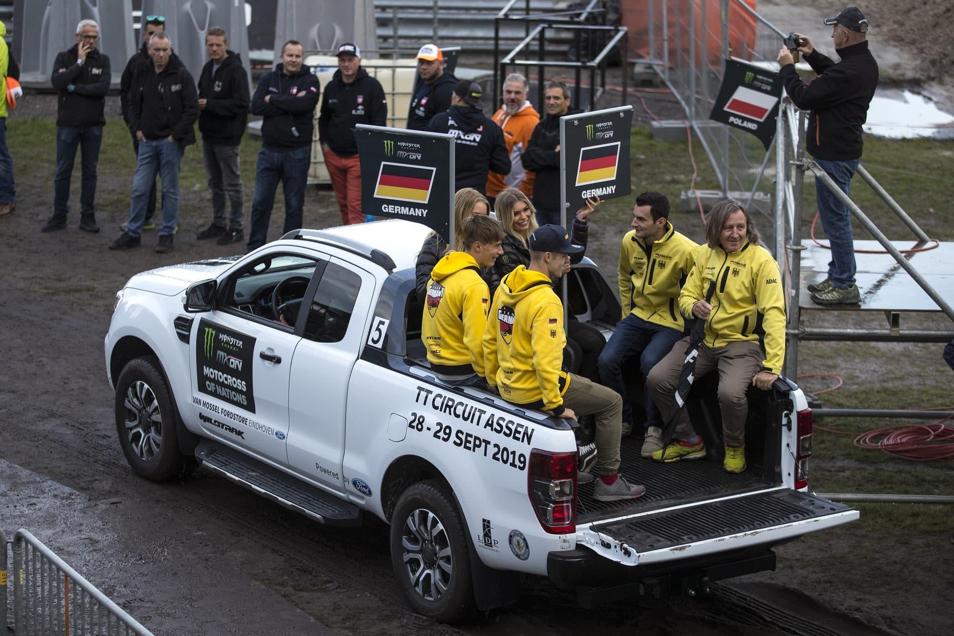 Team Germany und das MXoN 2020