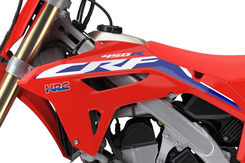 Die 2021er Honda CRF450R