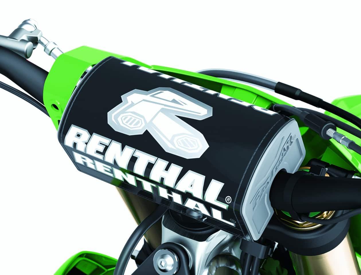 Der Renthal-Fatbar-Lenker gehört ebenso zu den Neuerungen für 2021