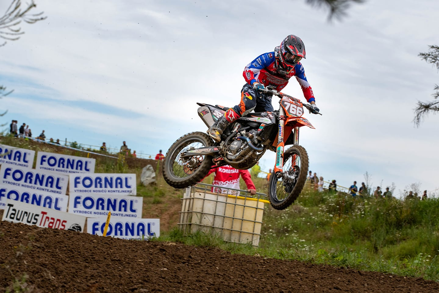 Tschechische MX-Meisterschaft in Jinin - Michael Sandner