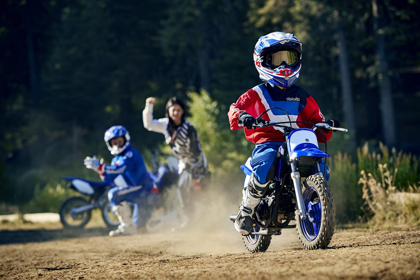 2021 PW50 action