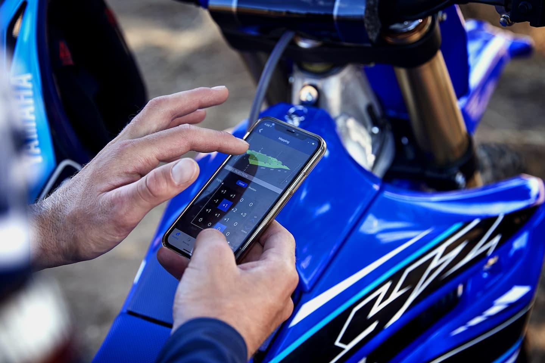 Yamaha Modelljahrgang 2021 Yamaha Power Tuner