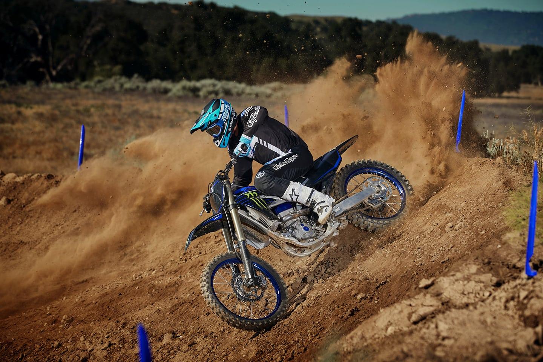 Yamaha verschärft die siegreichen Off Road Competition Modelle für 2021
