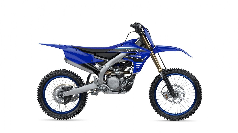 Yamaha YZ250F Modelljahrgang 2021