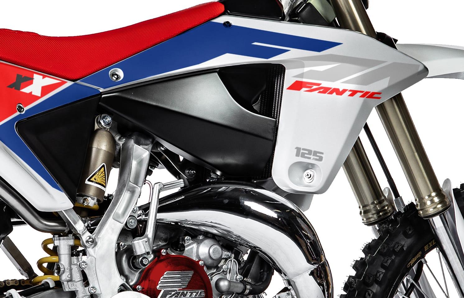 Neue Motorradmarke im Motocross