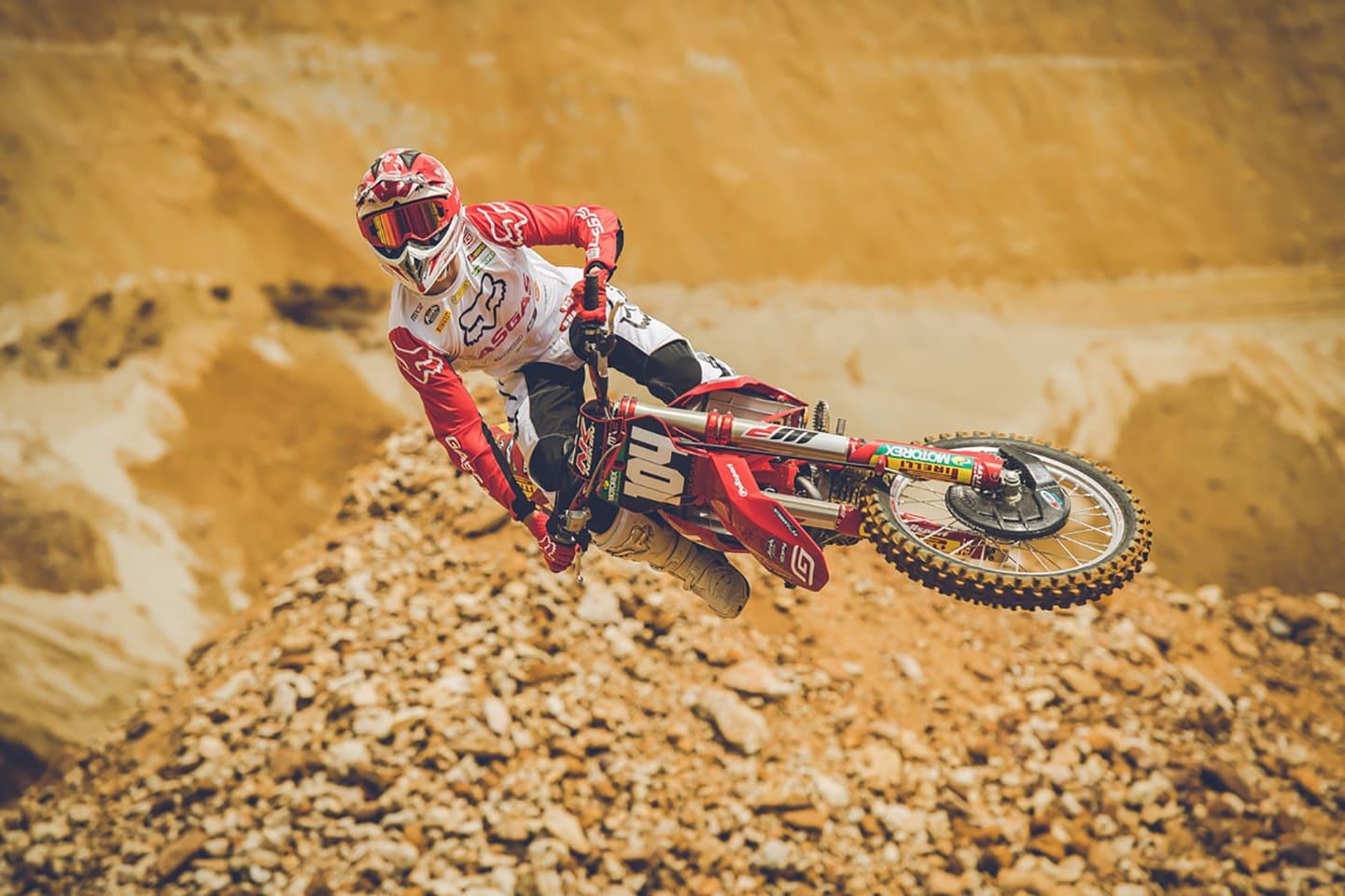 DIGA Procross: Jeremy Sydow ist zurück auf dem Bike
