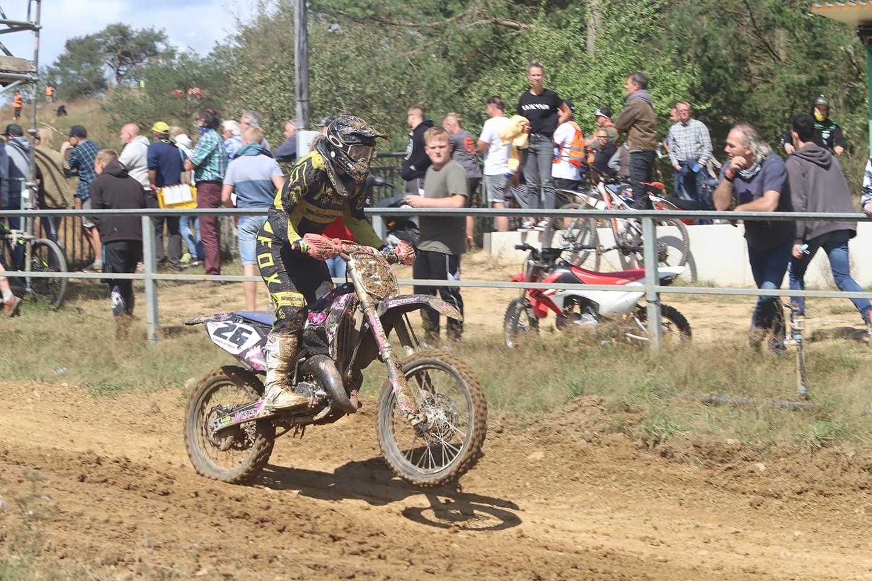 Motocross Hessencup 2020 - Rennbericht Sechshelden Carmen Allinger