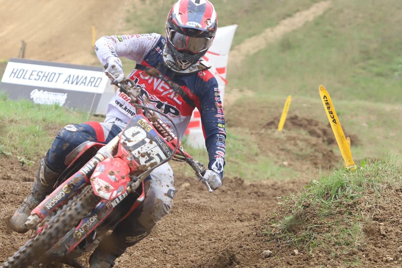 Motocross Hessencup 2020 - Rennbericht Sechshelden Maik Schoch
