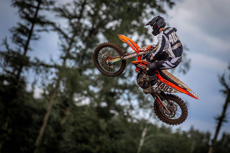 WZ Racing Kegums Bastian Bogh Damm