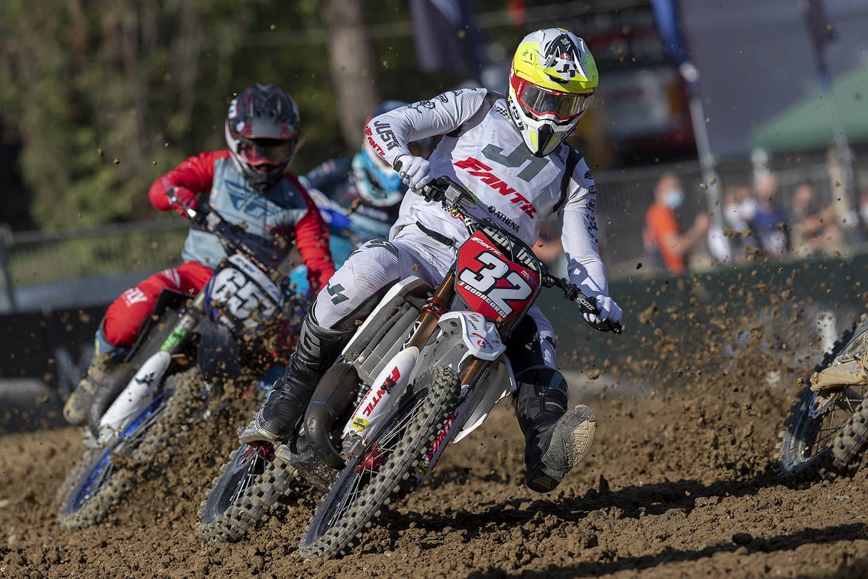FIM Motocross-Europameisterschaft 2020 in Faenza 3 - Rennbericht Andrea Bonacorsi