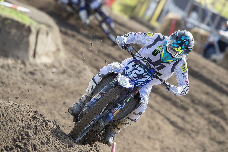 FIM Motocross-Europameisterschaft 2020 in Mantova 1 - Rennbericht EMX Hakon Fredriksen