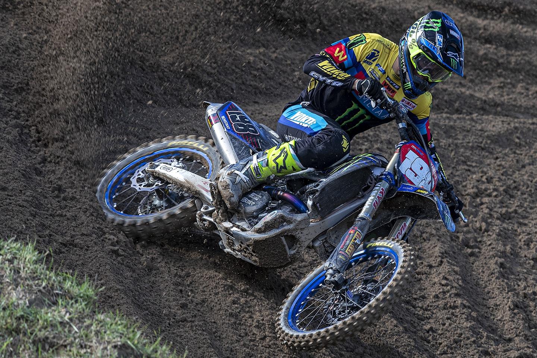 FIM Motocross-Europameisterschaft 2020 in Mantova 1 - Rennbericht EMX Thibault Benistant