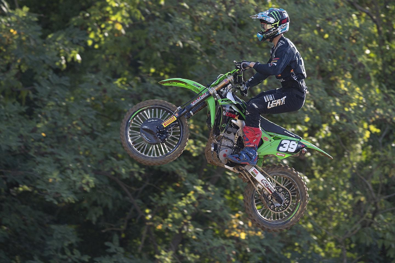 Faenza 3 – Ergebnisse Klasse MX2 Zeittraining