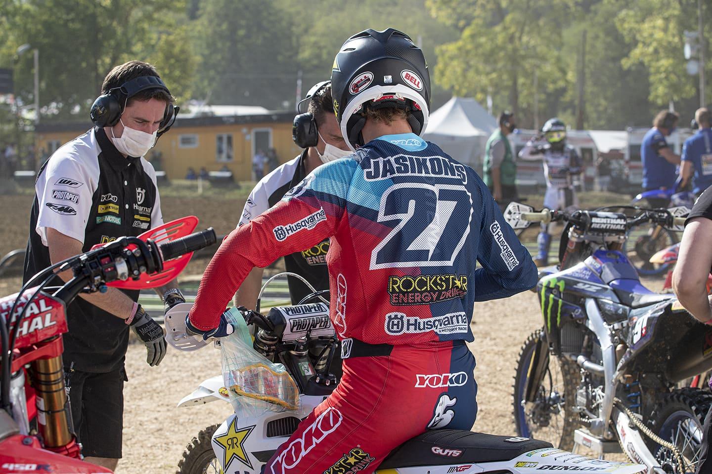 Faenza 3 – Ergebnisse Klasse MXGP Zeittraining