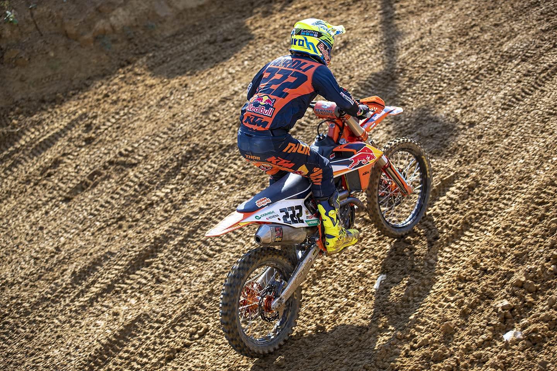 FIM Motocross-Weltmeisterschaft 2020 in Faenza 3 - Rennbericht Antonio Cairoli