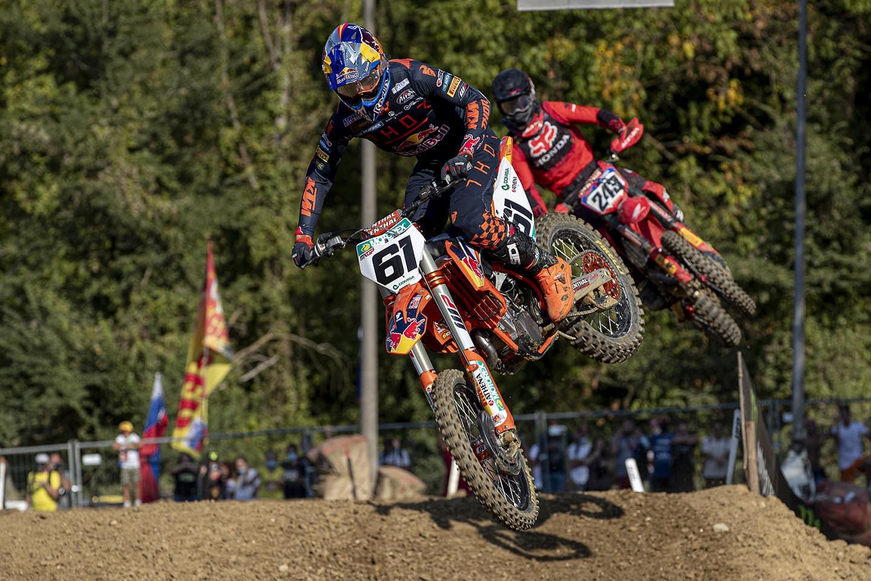 FIM Motocross-Weltmeisterschaft 2020 in Faenza 3 - Rennbericht Jorge Prado