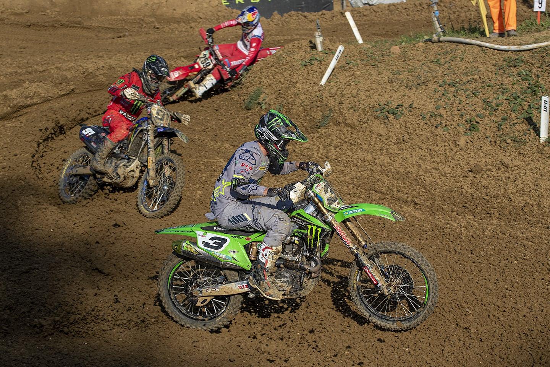 FIM Motocross-Weltmeisterschaft 2020 in Faenza 3 - Rennbericht Romain Febvre