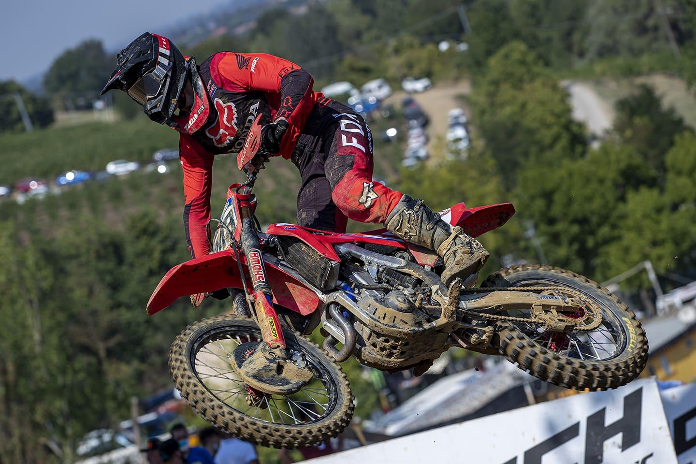 FIM Motocross-Weltmeisterschaft 2020 in Faenza 3 - Rennbericht Tim Gajser