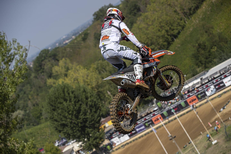 FIM Motocross-Weltmeisterschaft 2020 in Faenza 3 - Rennbericht Tom Koch