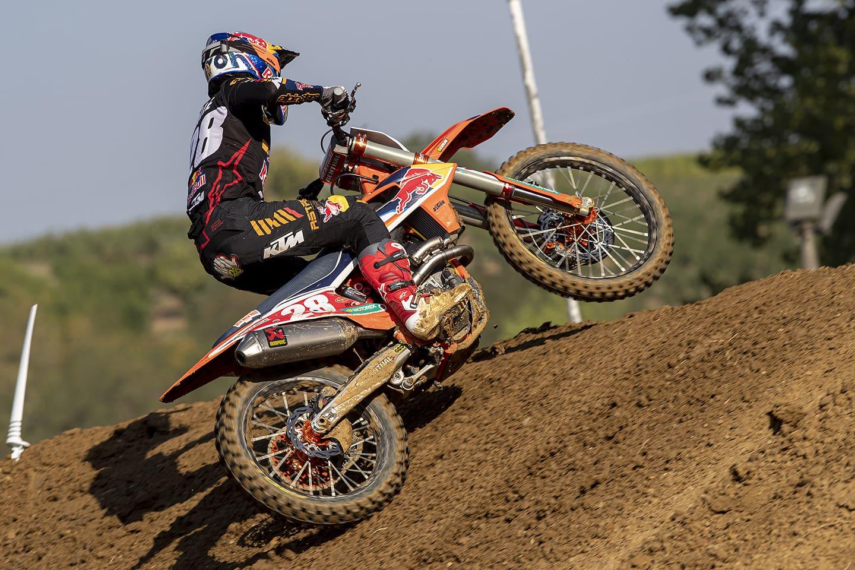 FIM Motocross-Weltmeisterschaft 2020 in Faenza 3 - Rennbericht Tom Vialle