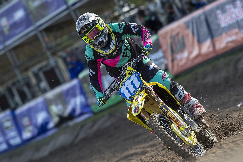FIM Motocross-Weltmeisterschaft 2020 in Mantova 1 - Rennbericht WMX Anne Borchers