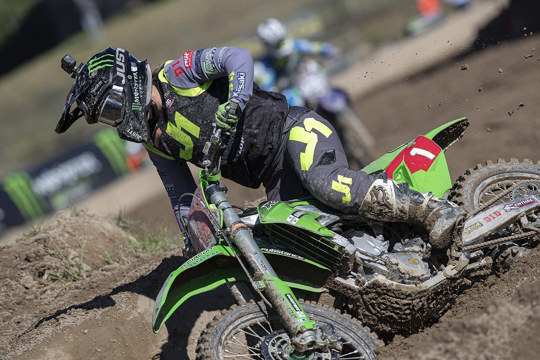 FIM Motocross-Weltmeisterschaft 2020 in Mantova 1 - Rennbericht WMX Courtney Duncan