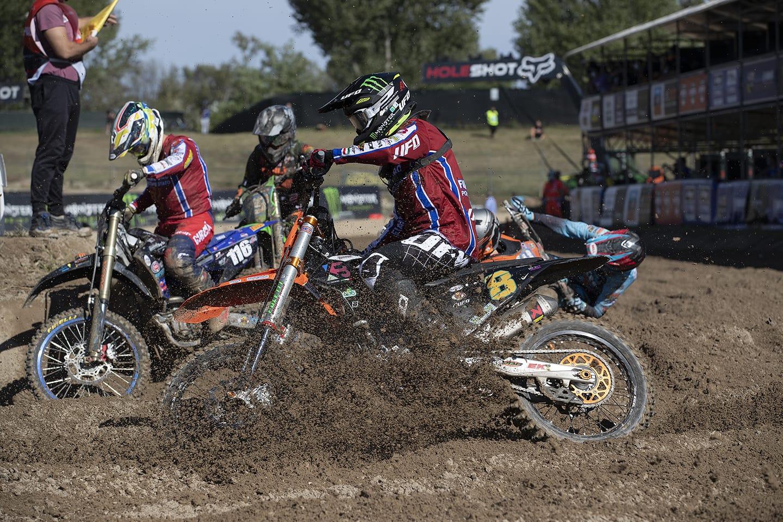 FIM Motocross-Weltmeisterschaft 2020 in Mantova 1 - Rennbericht WMX Kiara Fontanesi