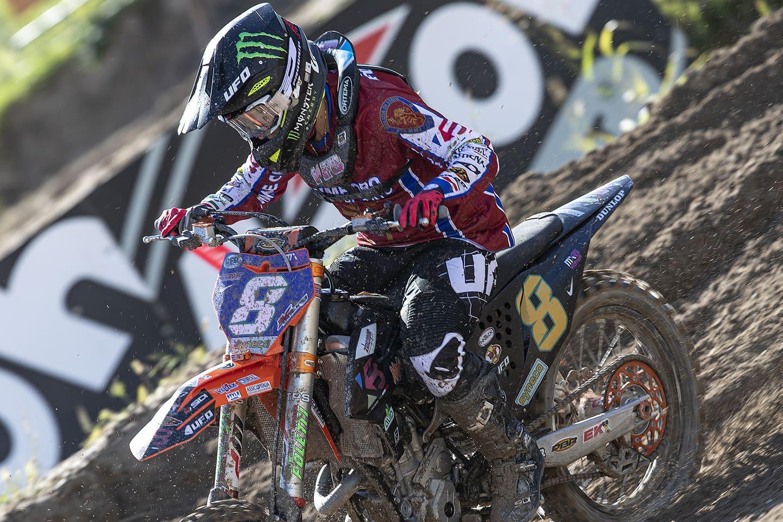 Mantova 2 – Ergebnisse Klasse WMX Wertungslauf 1 (Update)